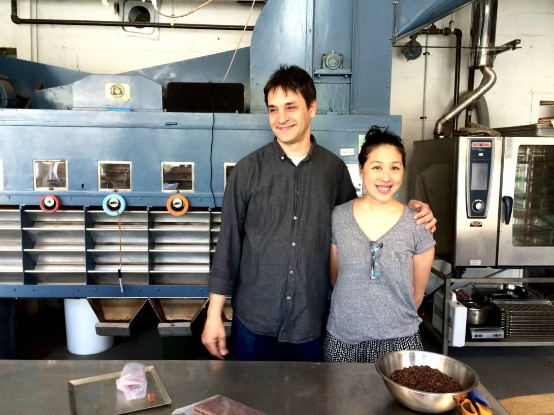 Joanne Wang factory photo
